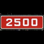 Motostandard 2500E