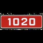 Motostandard 1020